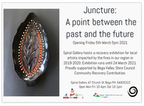 Juncture: a point between the past and the future