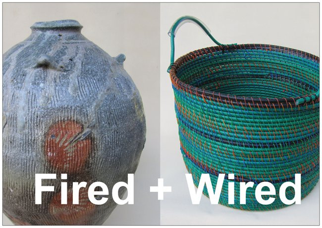Fired Wired Exhibiton