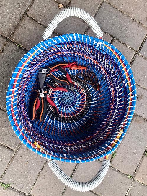 Blue Storage Basket