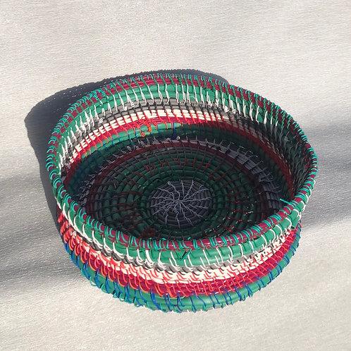 Recycled Fruit Basket 1