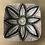 Thumbnail: Sunflower Platter - terracotta decorated 50 cm x 40cm