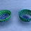 Thumbnail: Mini Bowl - recycled plastic cable and wire 9 W cm x 5 H cm