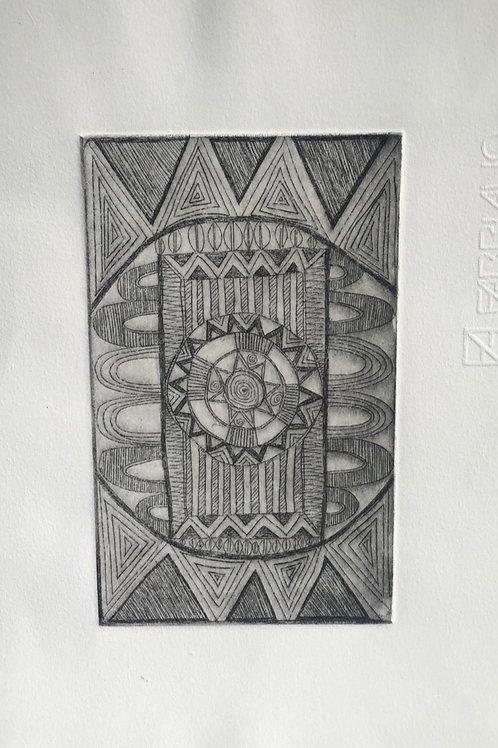 My Rug Print 24 Wcm x 34 Hcm