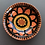 Thumbnail: Plate and Bowl Set 2 - terracotta decorated