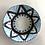 Thumbnail: Small Bowl - terracotta decorated 12W cm x 4H cm