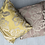 Thumbnail: Assorted Cushion Covers - recycled fabric samples 41 W cm x 36