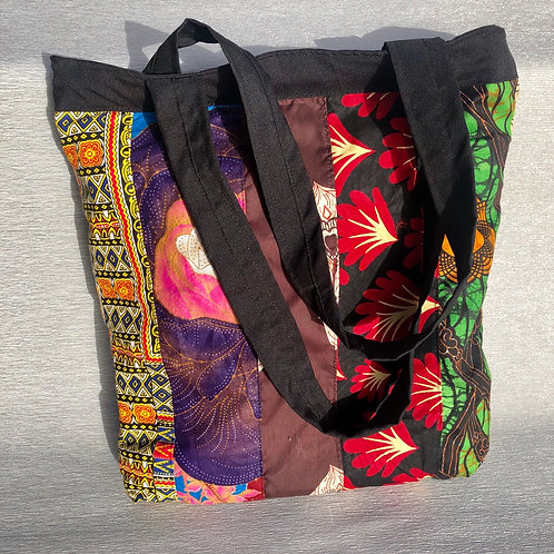 Patricia's  African Bag I