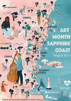 August Art Month