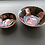 Thumbnail: Big Bowl Little Bowl 2 - terracotta decorated