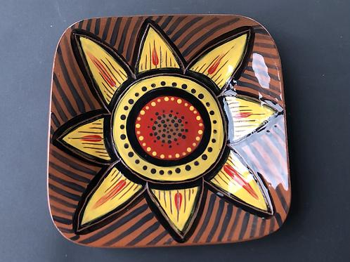 Sunflower Platter 1