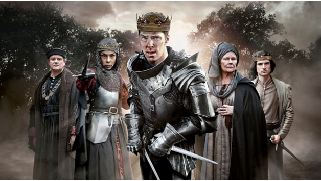 The Hollow Crown S2 - Copyright BBC