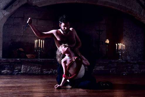 Hamlet trailer shot - George Riddell