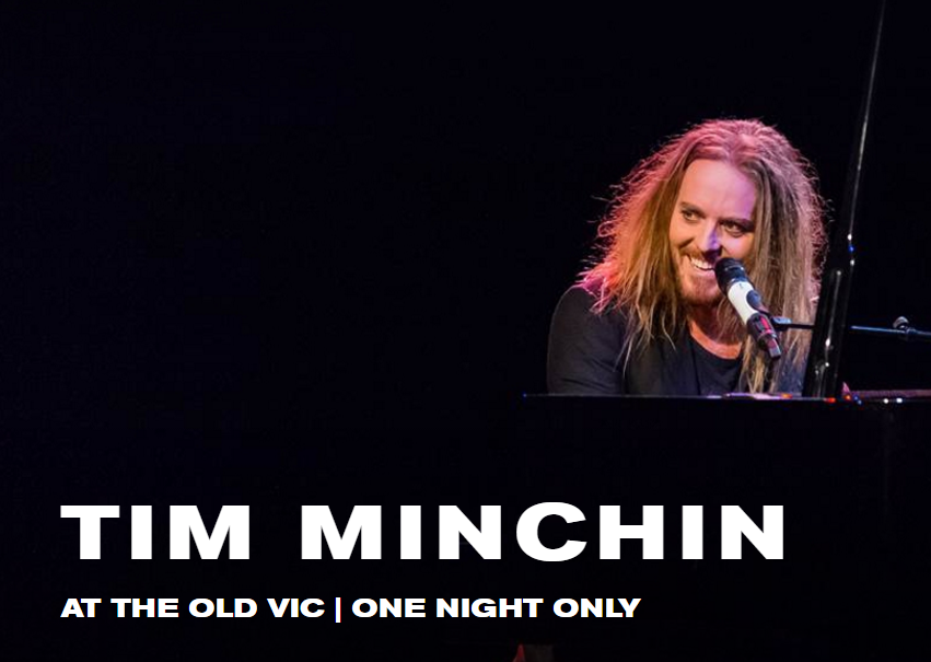 Tim Minchin - Old Vic