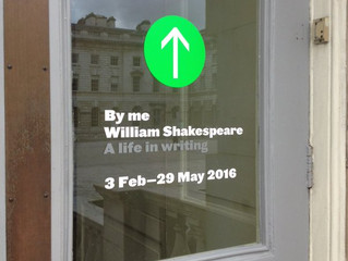 By Me William Shakespeare - Exhibition