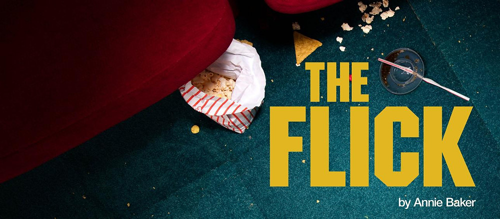 The Flick Poster - National Theatre