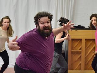 Hamlet Rehearsals - Week 4