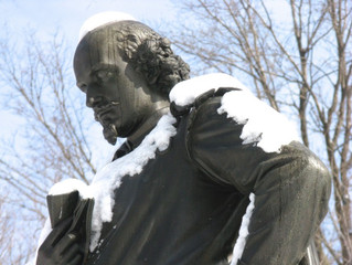 Shakespeare and Social Media