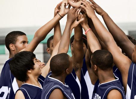 Goooo Team!: 4 ways a team mentality can help your family