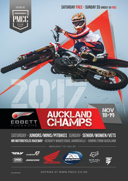 Auckland Champs 2017