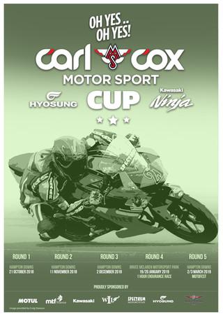 Carl Cox Motorsport Cup