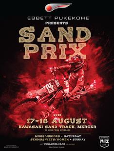 2019 Sand Prix Poster