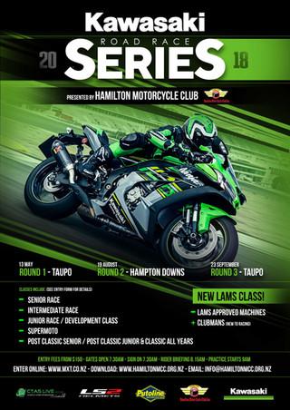 Kawasaki Road Race Series