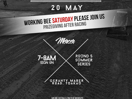 Round 6 Summer Series - May 20 - Mercer