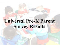 Universal Pre-K Parent Survey _ Revised_