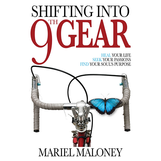 Shifting Into 9th Gear - French Flap Soft Cover Book