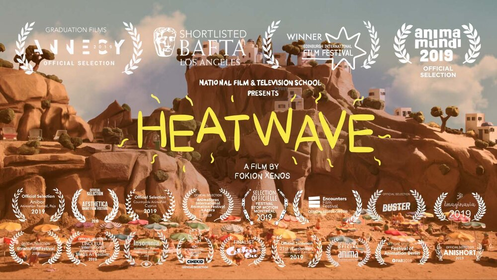 Heatwave laurels