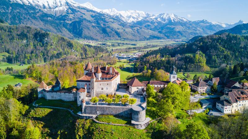 La Suïssa propera