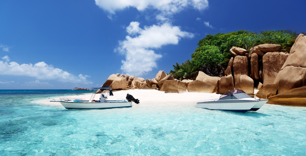 Creuer a Seychelles