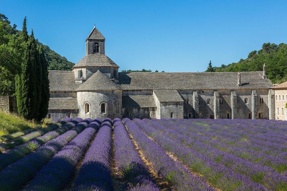 Abbaye de Senanque Crédit © Ph.Giraud -