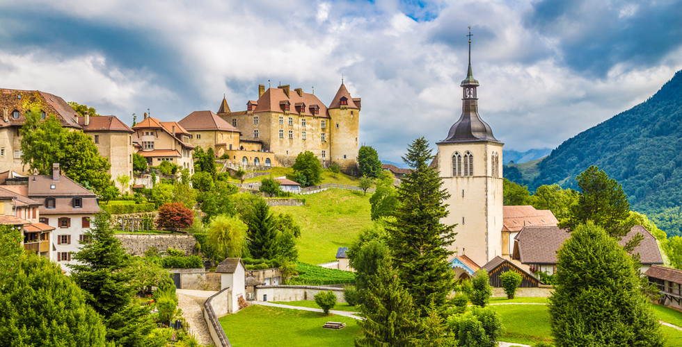 Suïssa propera: Montreux i Fribourg