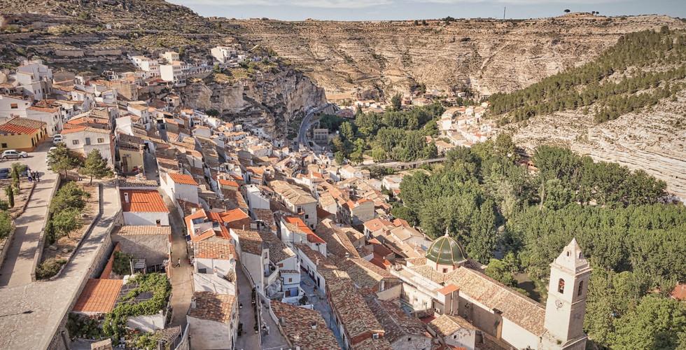 Alcalà i la Vall del Xúquer