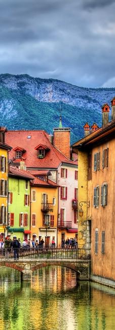 Alta Savoia i Chamonix