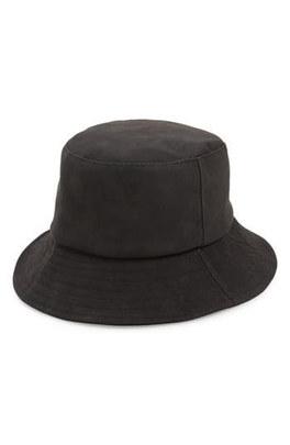 Women's Bp. Faux Leather Bucket Hat