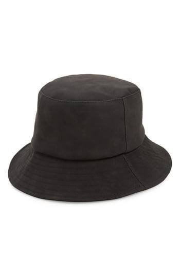 Women's Bp. Faux Leather Bucket Hat