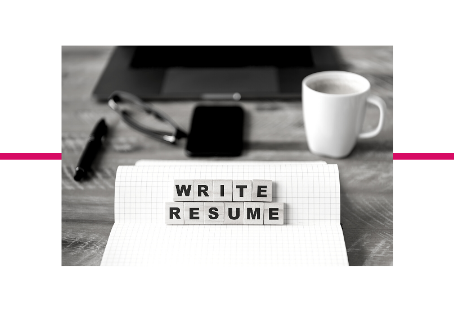 6 Steps to Writing a #Winning Resume