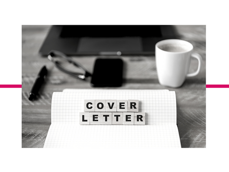 5 Tips for Writing a Cover Letter