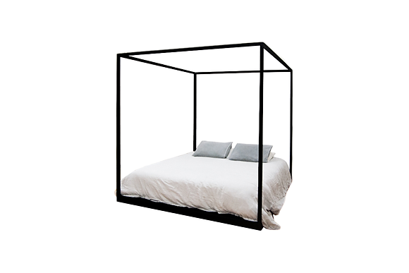 SOLE CANOPY BED