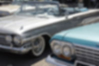Vintage Cars - Mission Auto Repair
