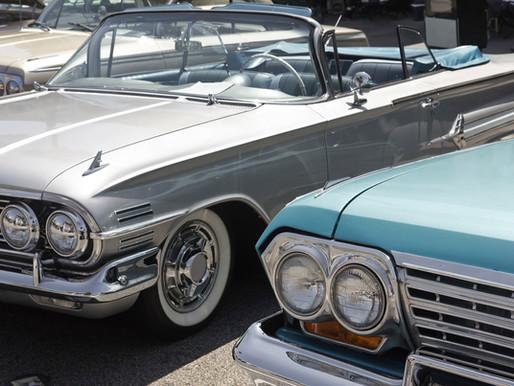 Top 10 carros clássicos para colecionadores