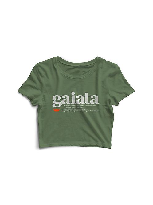 Cropped Gaiata