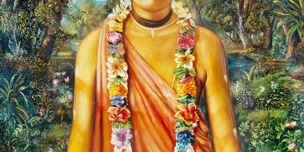 Appearance Day of Srila Bhaktisiddhanta Sarasvati