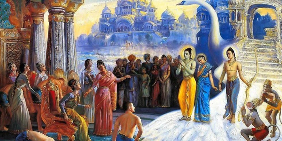Appearance of Srimati Sita Devi