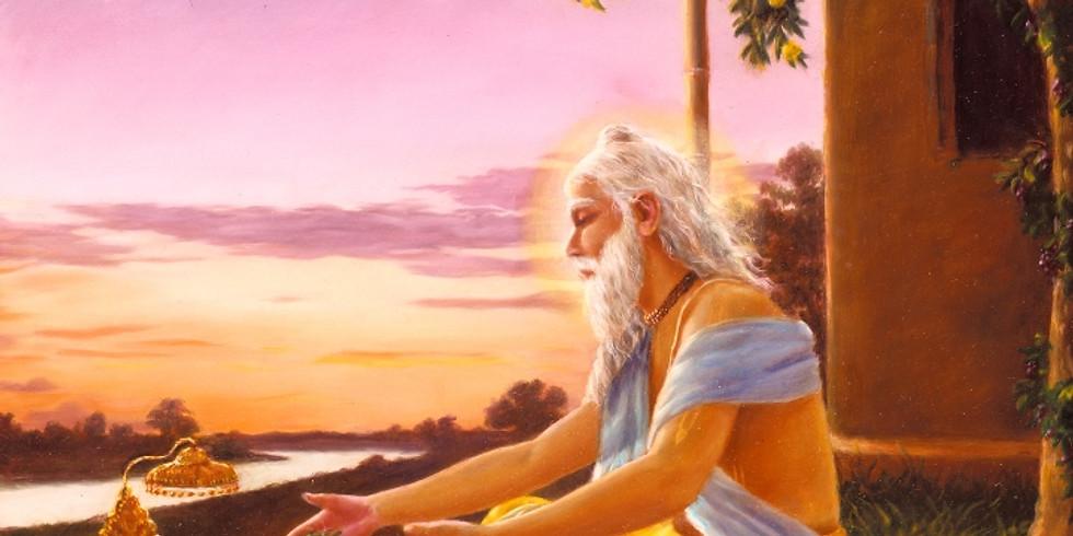 Appearance Day of Advaita Acarya