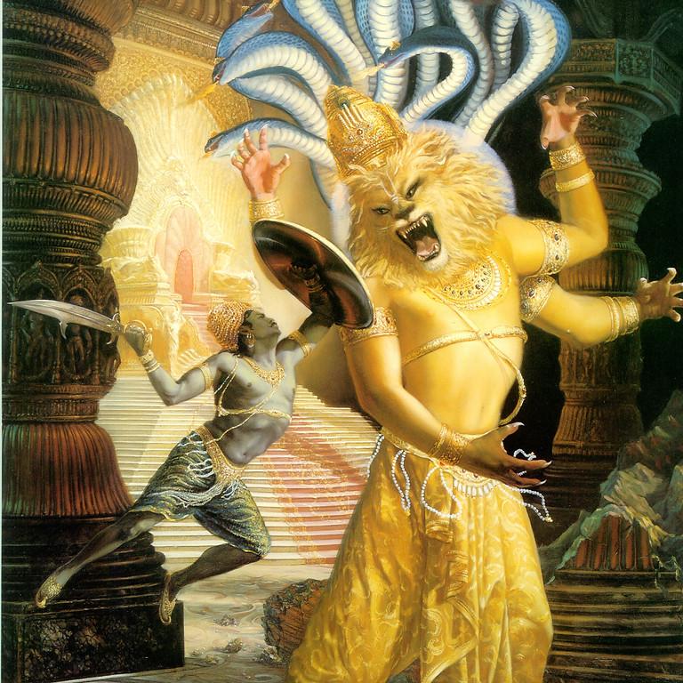 Appearance of Lord Sri Nrsimhadeva | Fast Till Noon