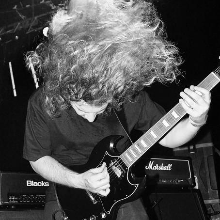 Kyle Mathew  -  Rhythm Guitarist/Producer
