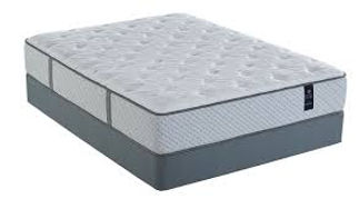 Scott Living Indigo Plush Mattress Set
